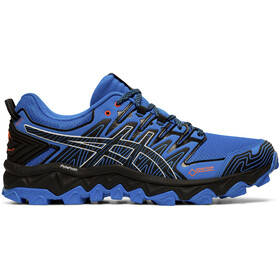 asics Gel-FujiTrabuco 7 G-TX Schuhe Herren electric blue/black